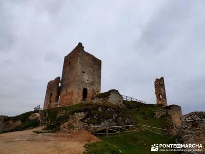 La Fuentona y el Sabinar de Calatañazor; castillos de España;mejores rutas senderismo españa